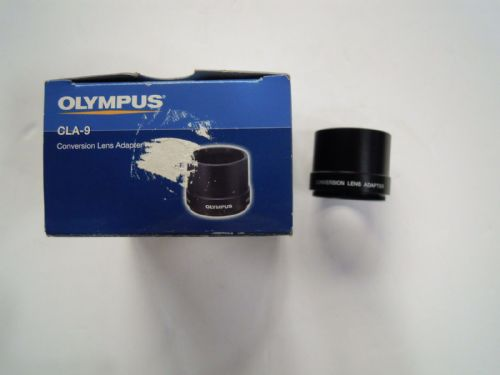 Olympus CLA-9 Conversion Lens Adapter